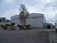Pronájem skladovacích prostor 2500 m², Zápy