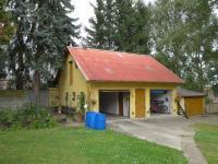 dvojgaráž (Prodej historického objektu 1200 m², Petrovice)