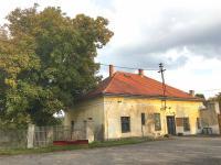 domek správce (Prodej historického objektu 1200 m², Petrovice)