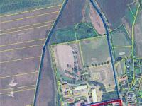 letecký pohled (Prodej historického objektu 1200 m², Petrovice)