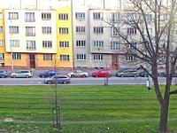 pohled z okna (Prodej bytu 4+kk v osobním vlastnictví 100 m², Praha 6 - Dejvice)