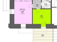 Prodej bytu 2+kk v osobním vlastnictví 46 m², Kařez
