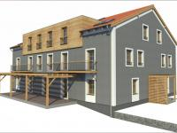 Prodej bytu 3+kk v osobním vlastnictví 76 m², Kařez