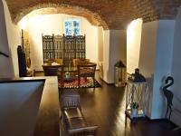 společný prostor (Pronájem bytu 2+1 v osobním vlastnictví 80 m², Praha 5 - Smíchov)