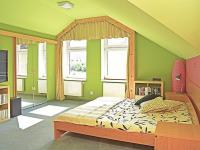 ložnice (Prodej domu v osobním vlastnictví 273 m², Pardubice)