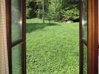 výhled do zeleně (Prodej chaty / chalupy 201 m², Rudník)