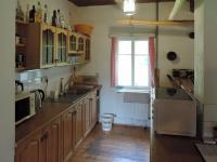 kuchyňský kout (Prodej chaty / chalupy 201 m², Rudník)