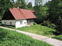 pohled západní (Prodej chaty / chalupy 201 m², Rudník)