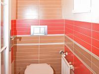 WC (Prodej bytu 3+1 v osobním vlastnictví 68 m², Praha 8 - Kobylisy)