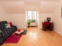 obývací pokoj (Prodej bytu 2+1 v osobním vlastnictví 47 m², Praha 10 - Vršovice)