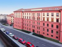 výhled  (Prodej bytu 2+1 v osobním vlastnictví 47 m², Praha 10 - Vršovice)