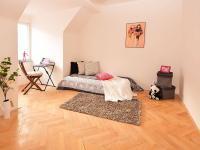 ložnice (Prodej bytu 2+1 v osobním vlastnictví 47 m², Praha 10 - Vršovice)