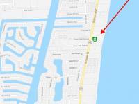 mapa mista - Prodej bytu 3+kk v osobním vlastnictví 121 m², Fort Lauerdale