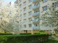 pohled na dům - Pronájem bytu 2+1 v osobním vlastnictví 58 m², Praha 4 - Kamýk
