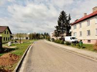 ulice - Prodej bytu 3+1 v osobním vlastnictví 72 m², Řečany nad Labem