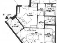 Prodej bytu 3+kk v osobním vlastnictví 94 m², Praha 6 - Dejvice