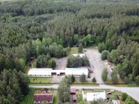 letecký pohled - Prodej komerčního objektu 750 m², Staňkov