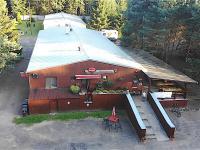 boční vchod do penzionu a restaurace - Prodej komerčního objektu 750 m², Staňkov