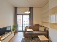 Pronájem bytu 1+kk v osobním vlastnictví, 28 m2, Praha 7 - Bubeneč