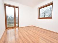 Ložnice v patře. - Prodej domu v osobním vlastnictví 93 m², Vinařice