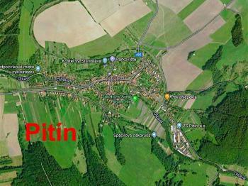 Prodej pozemku 112655 m², Pitín