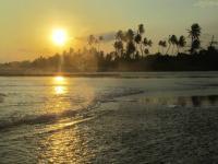 západ slunce na pláži - Pronájem domu v osobním vlastnictví 78 m², Rekawa