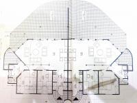 půdorys - Pronájem domu v osobním vlastnictví 78 m², Rekawa