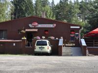 vstup do restaurace a do zázemí kuchyně - Prodej komerčního objektu 750 m², Staňkov