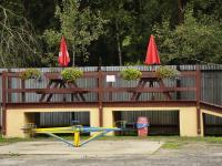 venkovní posezení - Prodej penzionu 750 m², Staňkov