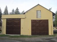 garáže ve samostatné budově - Prodej penzionu 750 m², Staňkov
