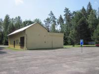 budova skladů, garáží, dílny a kolárny - Prodej penzionu 750 m², Staňkov