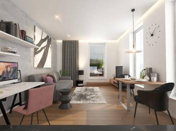 Prodej bytu 1+kk v osobním vlastnictví 31 m², Praha 10 - Strašnice