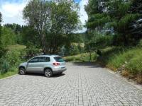 parkoviště (Prodej bytu 1+kk v osobním vlastnictví 31 m², Rokytnice nad Jizerou)