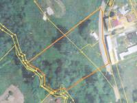 ortofofo (Prodej pozemku 1801 m², Jablonec nad Nisou)