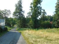 příjezdová cesta (Prodej pozemku 1801 m², Jablonec nad Nisou)