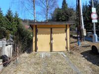 garáž (Prodej chaty / chalupy 400 m², Josefův Důl)