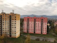 výhled na Ještěd - Prodej bytu 2+kk v osobním vlastnictví 36 m², Liberec