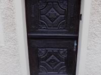 vstupní historické dveře (Prodej domu v osobním vlastnictví 260 m², Liberec)