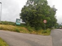 foto 2 - přístup k pozemku (Prodej pozemku 16250 m², Dílce)