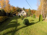 pohled na dům (Prodej domu v osobním vlastnictví 120 m², Jablonec nad Nisou)