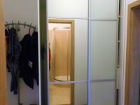 vestavěná skřín v předsíni (Prodej bytu 1+kk v osobním vlastnictví 31 m², Kořenov)