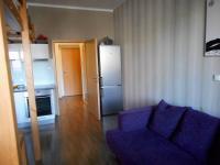 obývací prostor (Prodej bytu 1+kk v osobním vlastnictví 31 m², Kořenov)