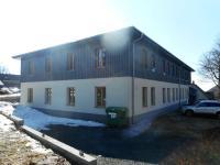 dům (Prodej bytu 1+kk v osobním vlastnictví 31 m², Kořenov)