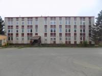 pohled na objekt z nádvoří (Prodej penzionu 1500 m², Zlatá Olešnice)