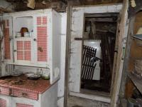 foto 13 - kuchyň s komorou (Prodej chaty / chalupy 85 m², Pěnčín)