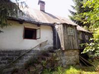 foto 5 - pohled na dům - zadní vstup do domu (Prodej chaty / chalupy 85 m², Pěnčín)