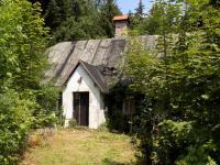 fotfoto 3 - pohled na dům - vstup do domu (Prodej chaty / chalupy 85 m², Pěnčín)
