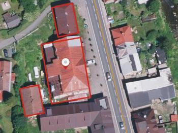 02 - Prodej komerčního objektu 900 m², Velké Hamry