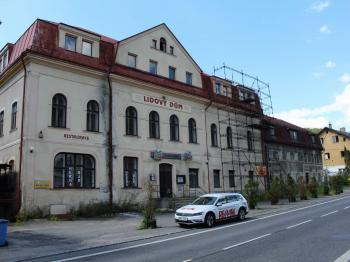 01 - Prodej komerčního objektu 900 m², Velké Hamry