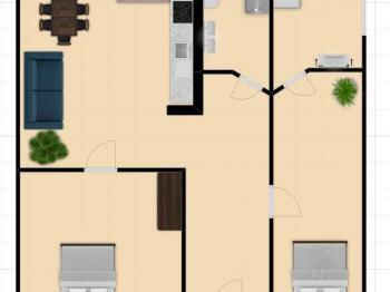 03 - Prodej bytu 3+kk v osobním vlastnictví 110 m², Jablonec nad Nisou